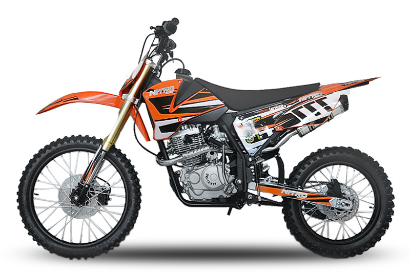 150cc Hurricane Dirtbike