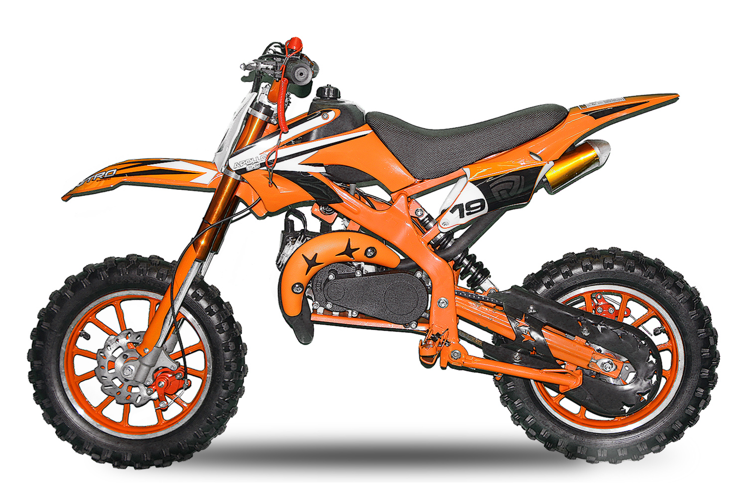 Apollo Dirtbike 49cc