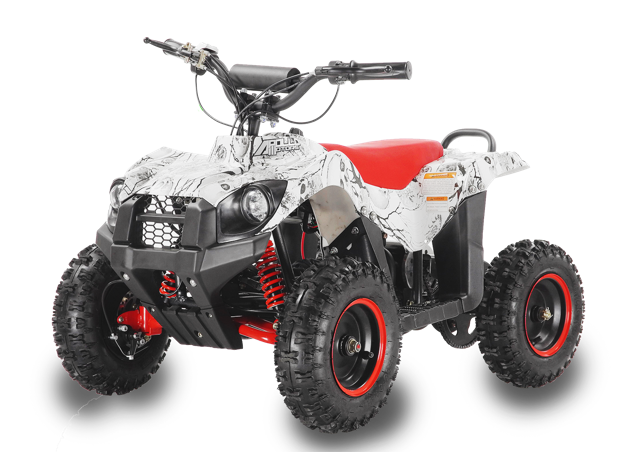 Orion e-quad kinderquad elektro