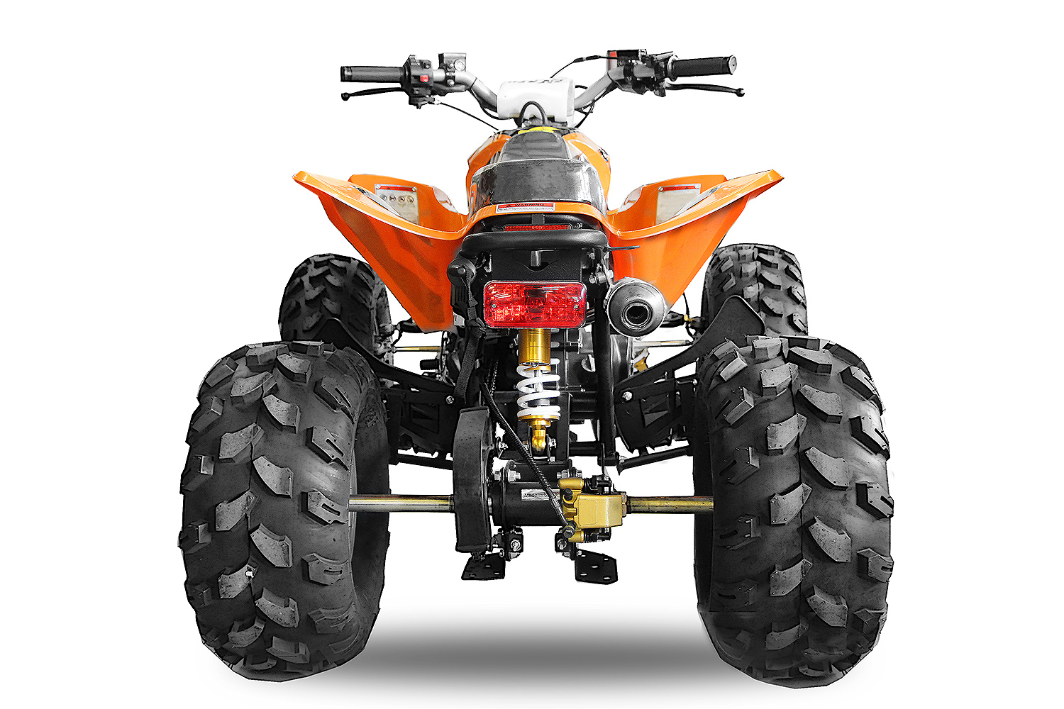 Grilly Quad 125cc