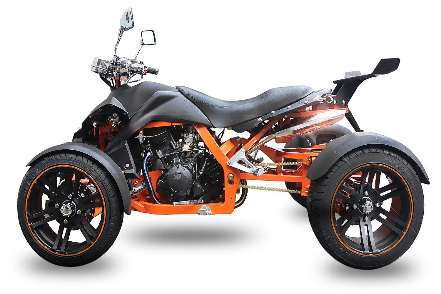 Bester Preis 350cc SPY Racing QUAD | DIFFERENTIAL |