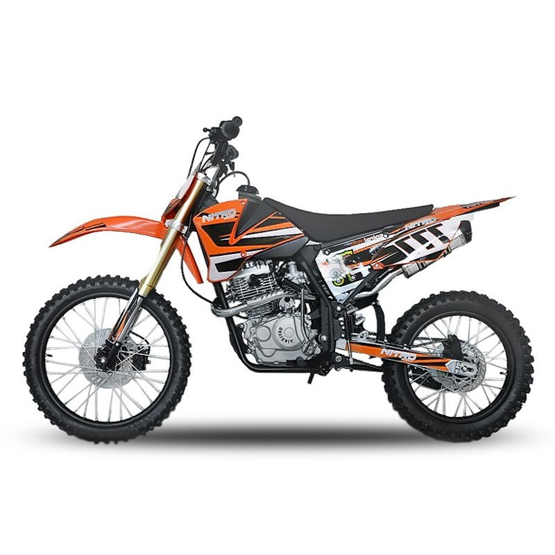 g nstig 150cc hurricane dirtbike bike online shop kaufen beste preise. Black Bedroom Furniture Sets. Home Design Ideas