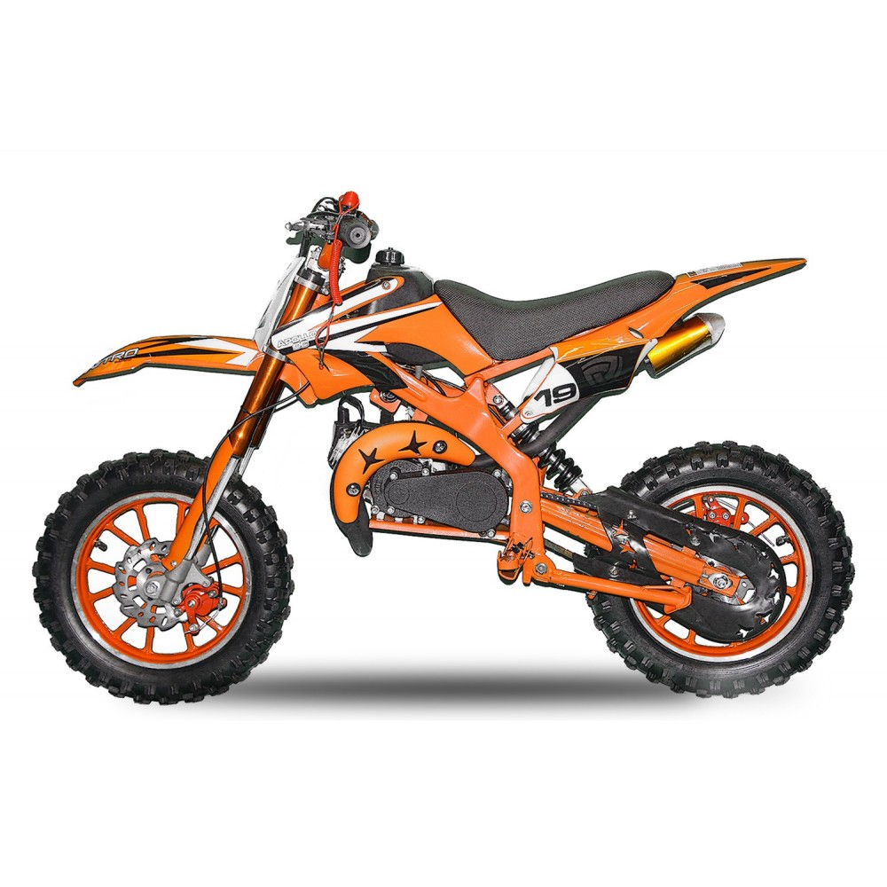 g nstig 49cc apollo dc midi dirtbike 10 crossbike pocket. Black Bedroom Furniture Sets. Home Design Ideas