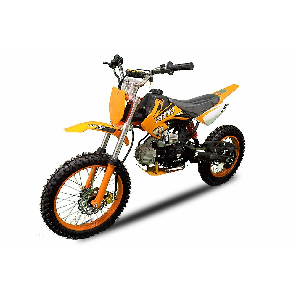 g nstig bike 125cc dirtbike nxd m17 crossbike 17 14. Black Bedroom Furniture Sets. Home Design Ideas