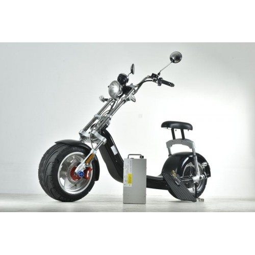 City Coco 20AH Scooter E-Roller Harley Design 2018