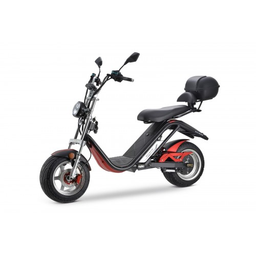 E-Roller Scooter 4000 Watt Brushless Motor